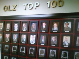 Top 100 agents