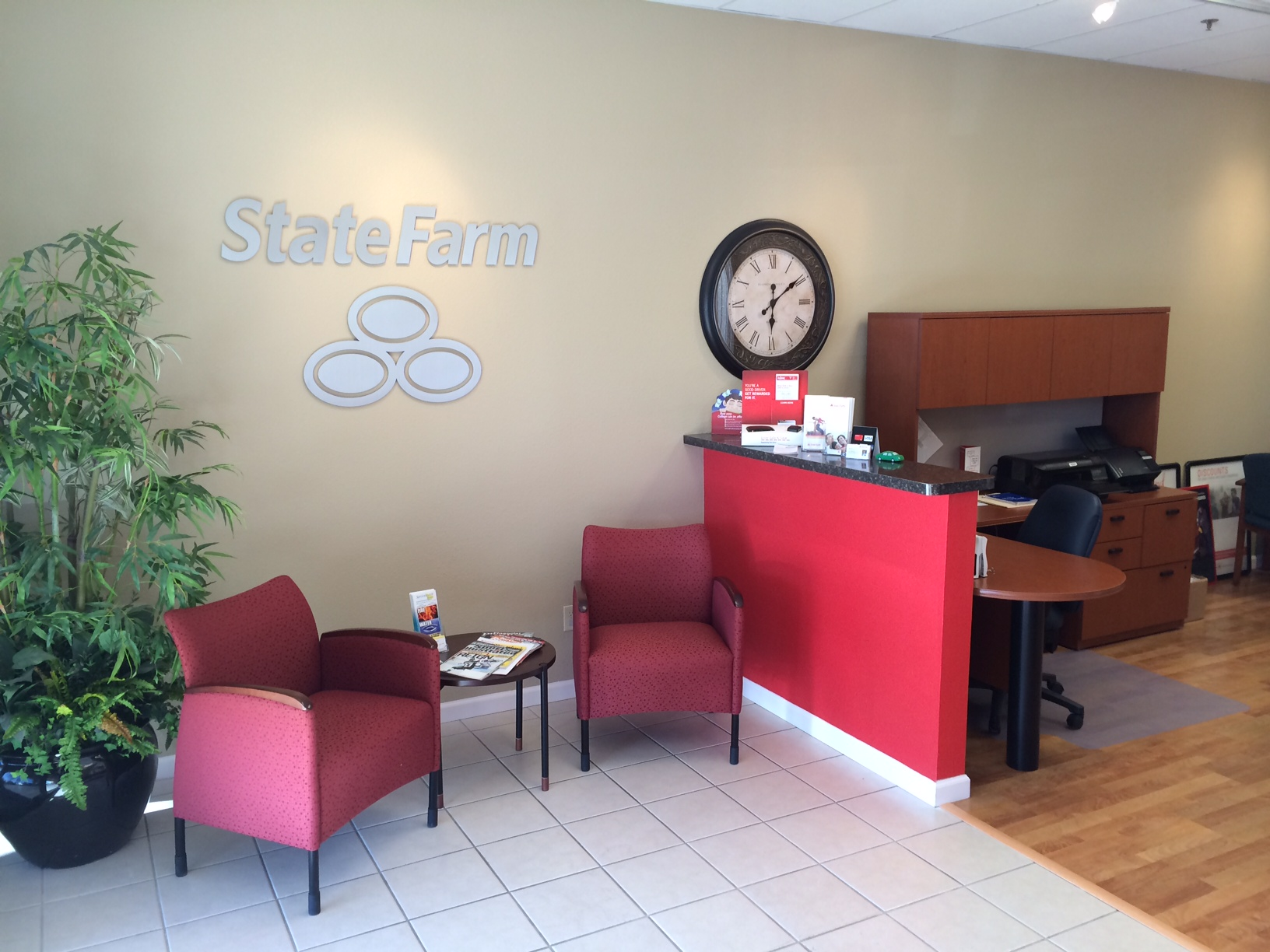 Kurt sieve state farm agent for Interior design hiring agency