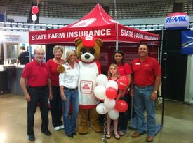 Spring 2011   brownwood chamber expo at coliseum