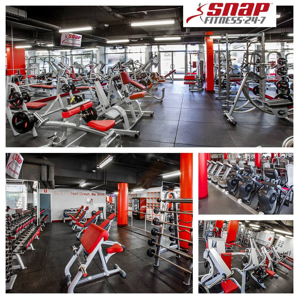 Manager/Personal Trainer - Becker/Big Lake, MN | Snap ...