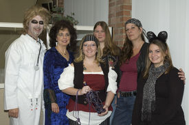 Officehalloween2009