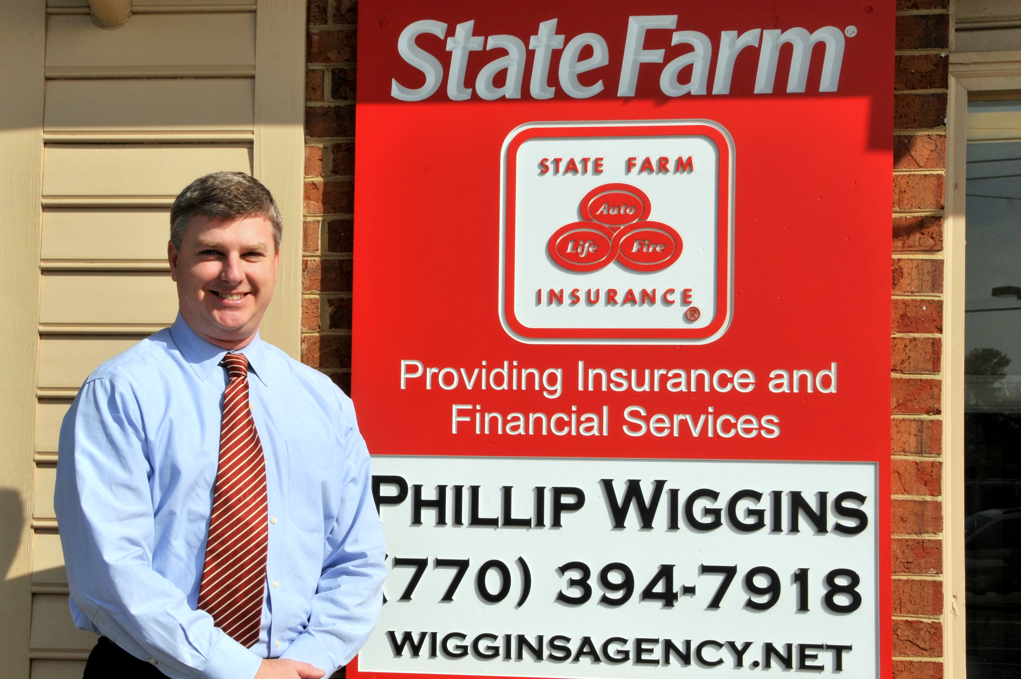 Customer Service Representative State Farm Agent Team Member Property And Casualty Insurance Focus Phillip Wiggins State Farm Agent