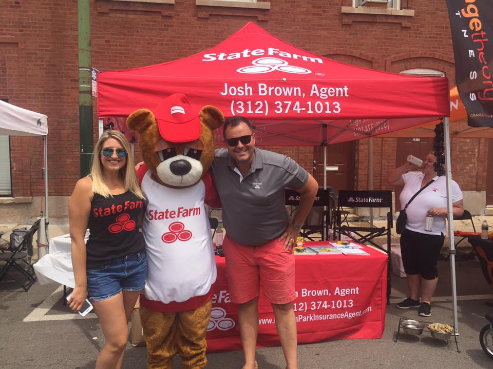 Insurance And Financial Services Position State Farm Agent Team Member Base Salary Commission Josh Brown State Farm Agent