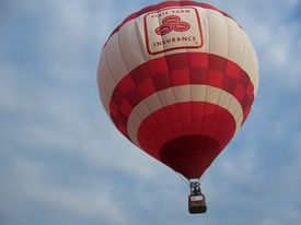 State farm balloon 7