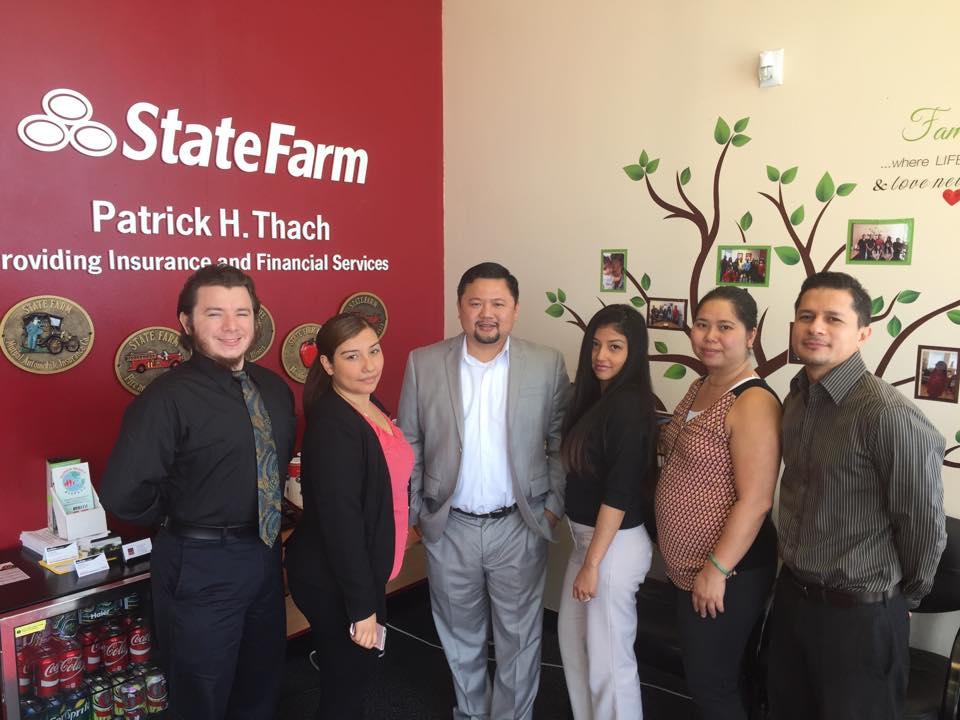 Customer Service Representative State Farm Agent Team Member Bilingual Spanish Patrick Thach State Farm Agent