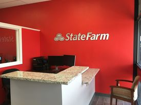 Office state farm reception