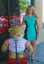 2014 lisa   bear surprise