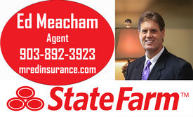 Ed meacham state farm logo