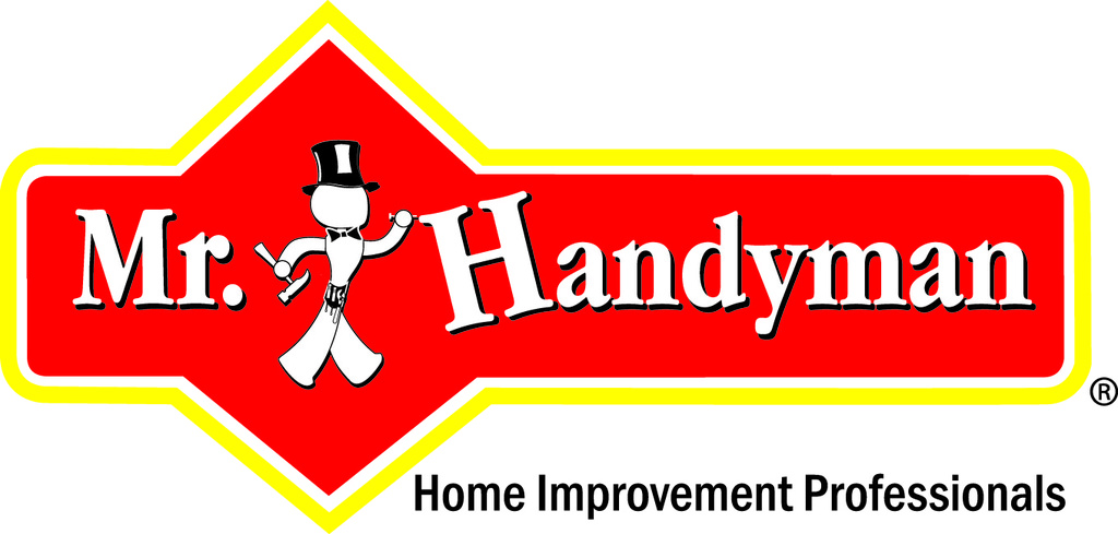 Mr.handyman  4 color logo cmyk black tagline 4.5 in