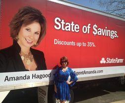Amanda hagood state farm