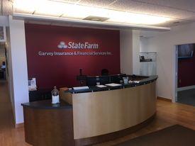 Reception area office