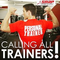 Calling all trainers