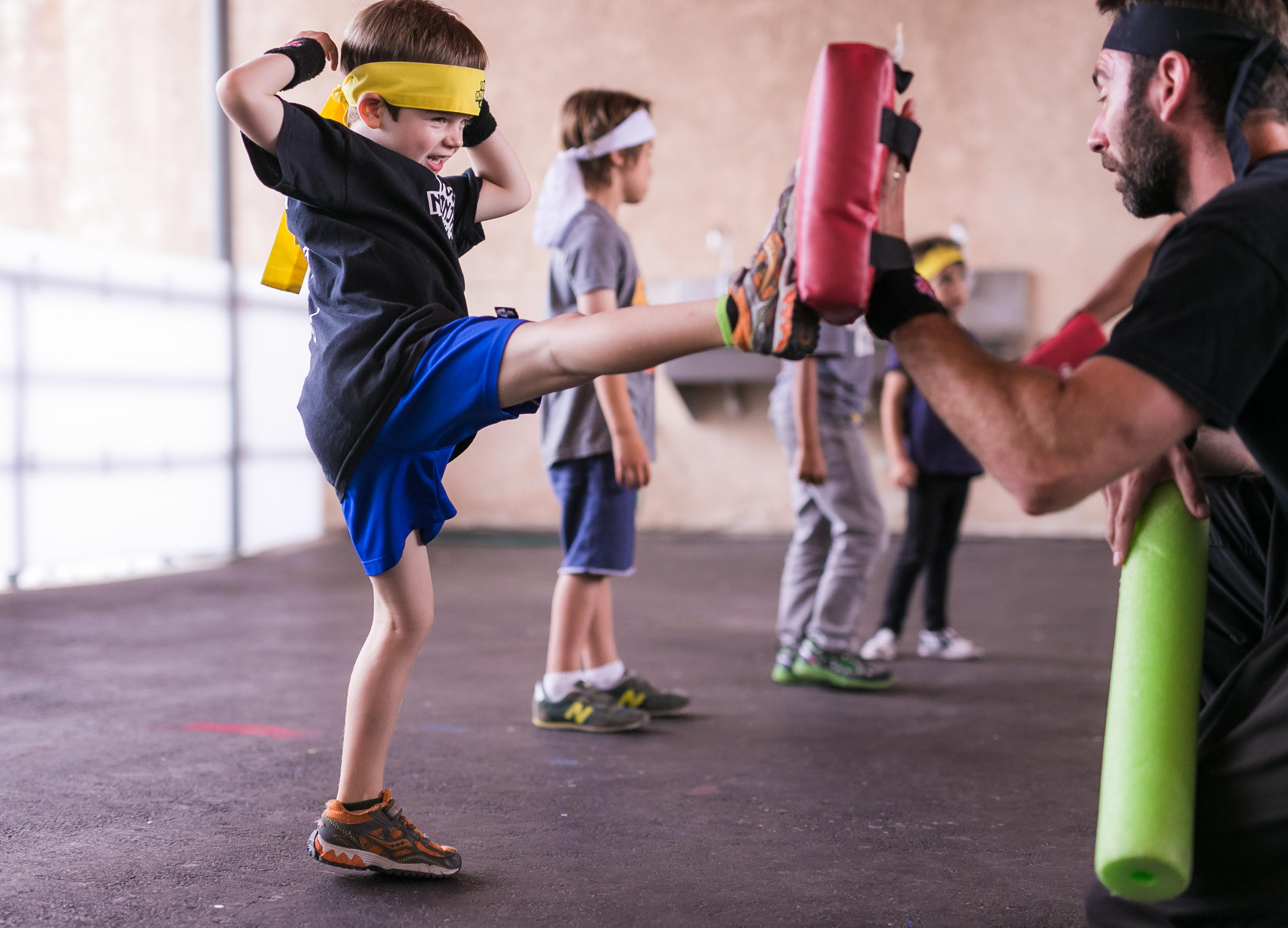 Young Ninjas USA