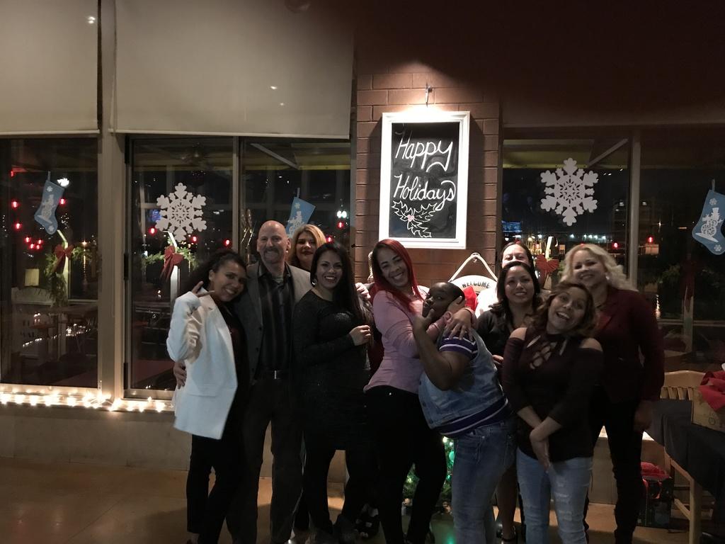 2017 holiday party molly maid milwaukee