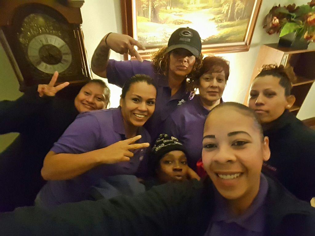 Selfie before volunteer work mm east mke  5097 %28003%29
