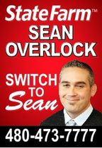 Sean overlock state farm insurance agency