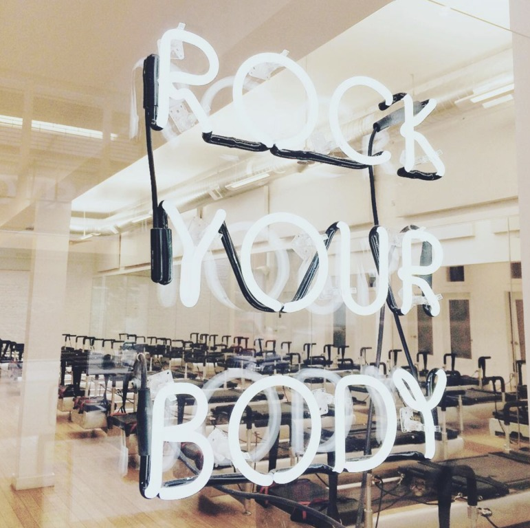 Br rok your body