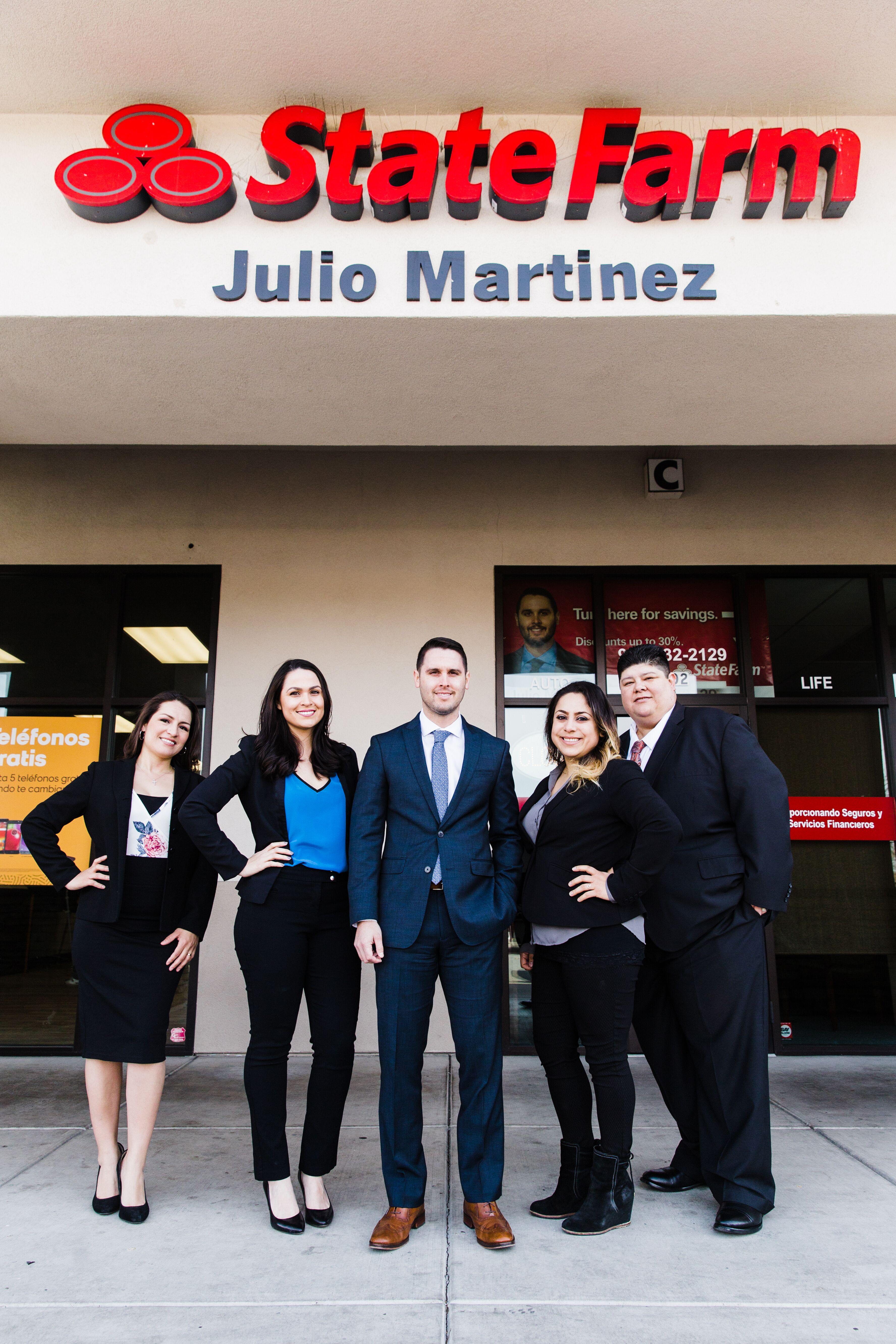 Customer Service Representative State Farm Agent Team Member Bilingual Spanish Julio