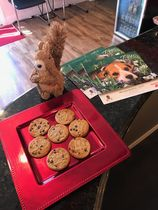 Cookies and calendar pic