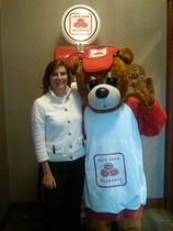 Christie and the good neighbear