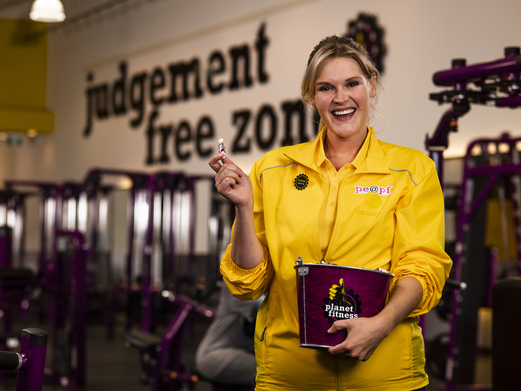 Fitness Trainer Planet Fitness Pa Wade Group