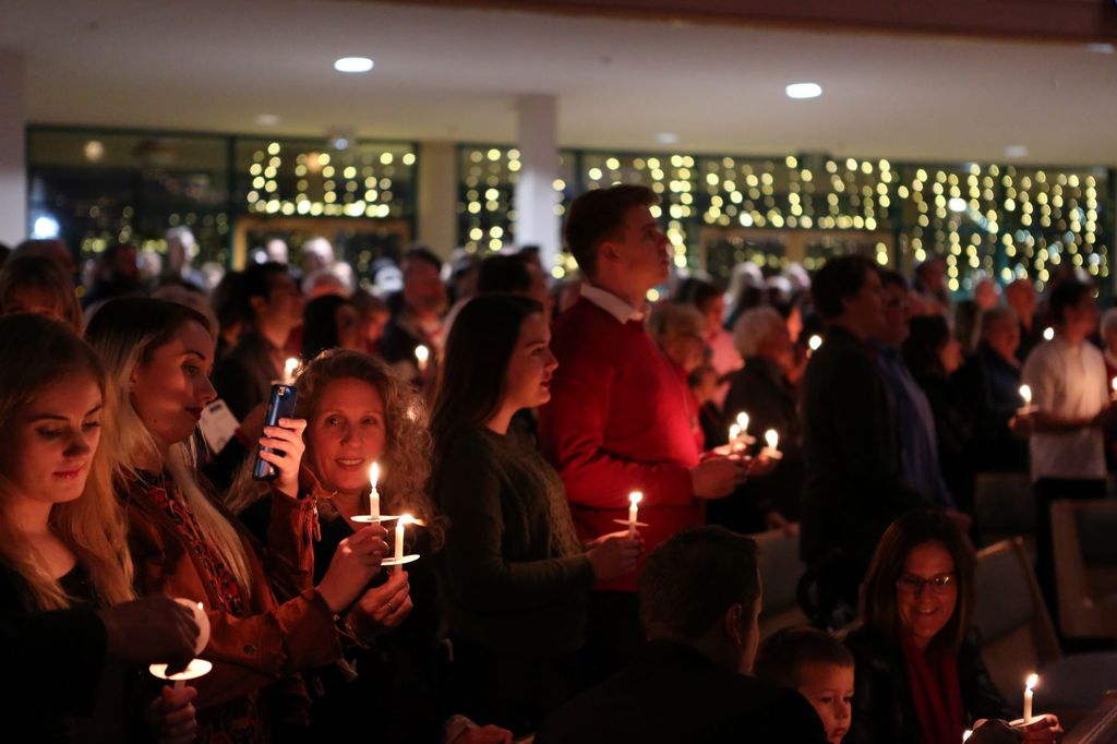 Christmas Eve Candle Light Services