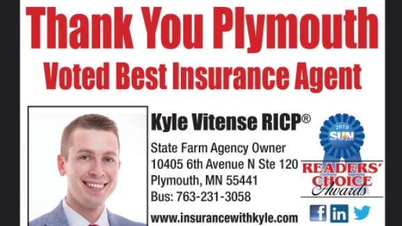 Insurance And Financial Services Position State Farm Agent Team Member Sales Experience Preferred Kyle Vitense State Farm Agent