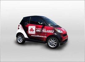 Smart car   az color