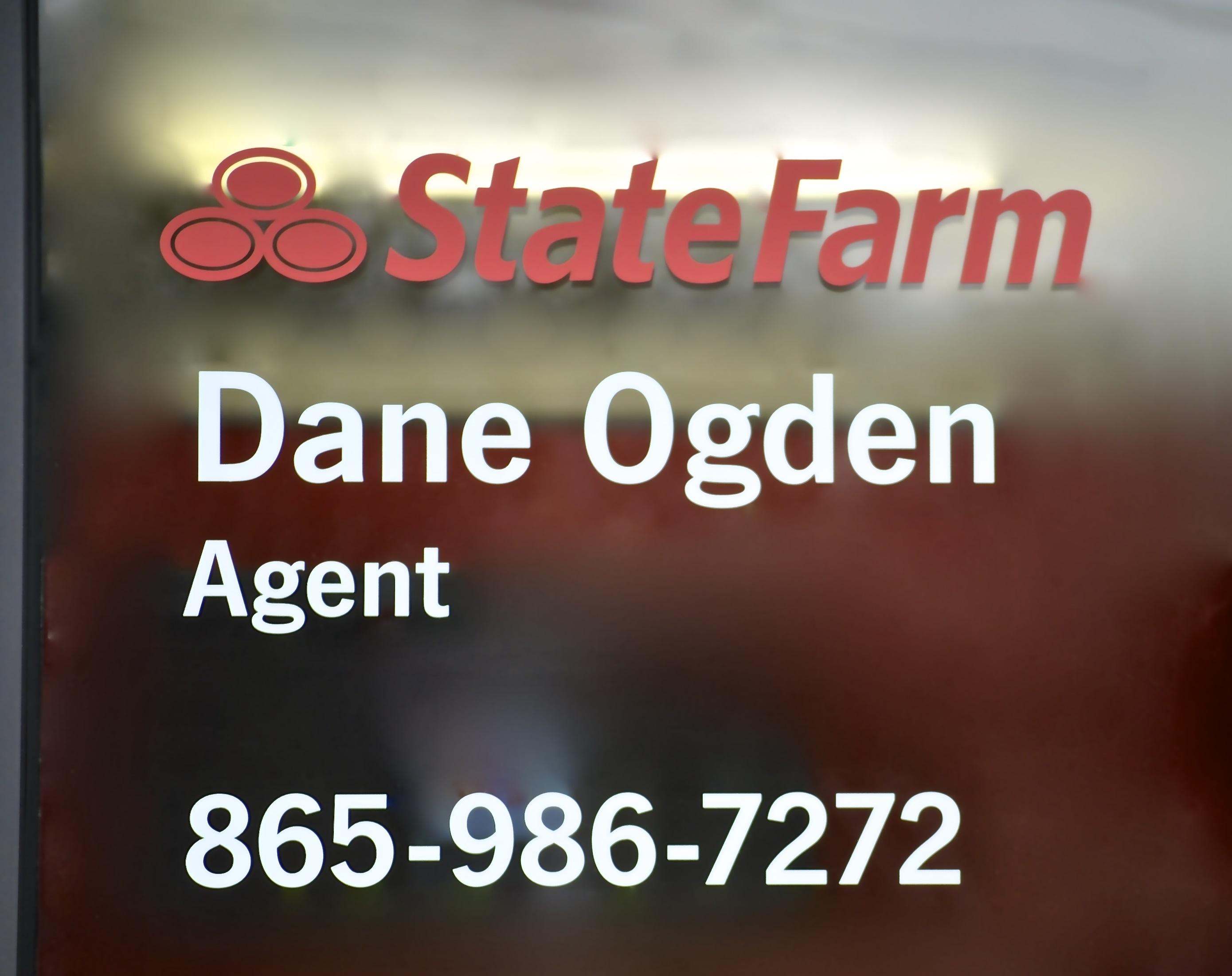 Dane Ogden - State Farm Agent