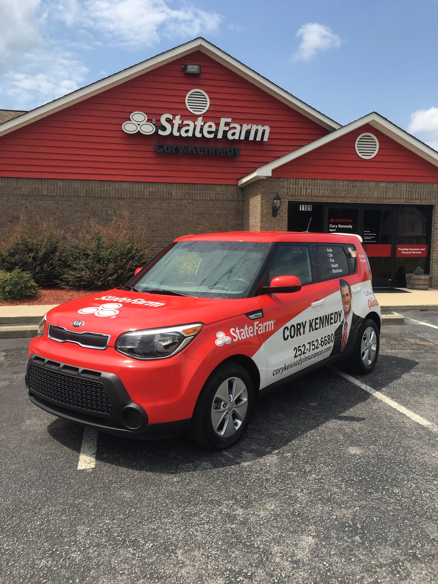 Cory Kennedy - State Farm Agent