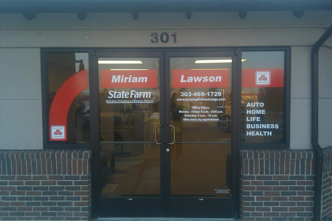 Miriam Lawson State Farm Agent