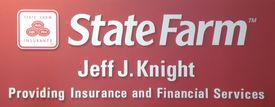 Office sign jeff j. knight
