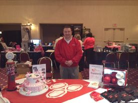 Booth brides for breast cancer