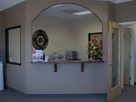 Front reception