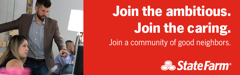 Join the ambitious. Join the caring. Join a community of good neighbors.