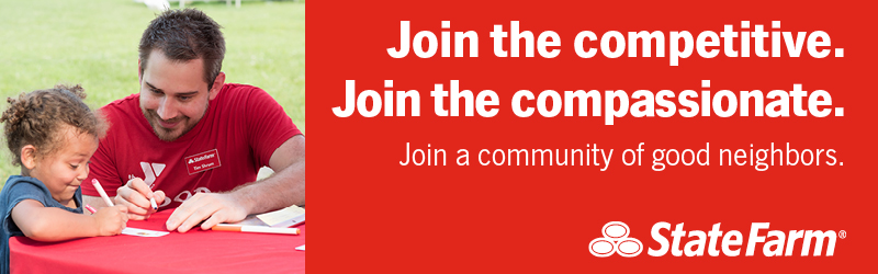 Join the competitive. Join the compassionate. Join a community of good neighbors.