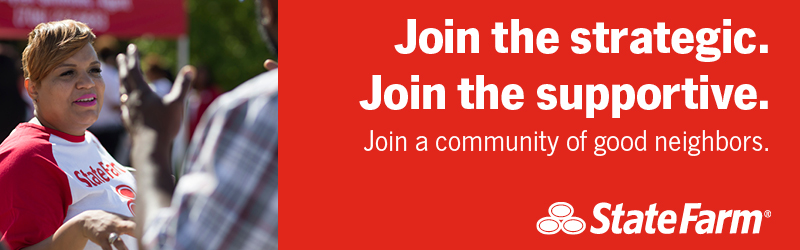 Join the strategic. Join the supportive. Join a community of good neighbors.