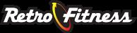 Logo retro fitness