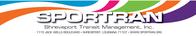 Sportran letterhead logo